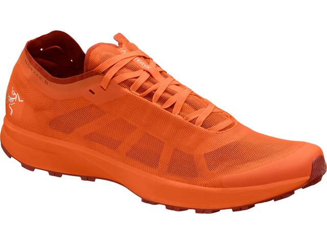 Arc'teryx Norvan SL - Zapatillas running Hombre - naranja